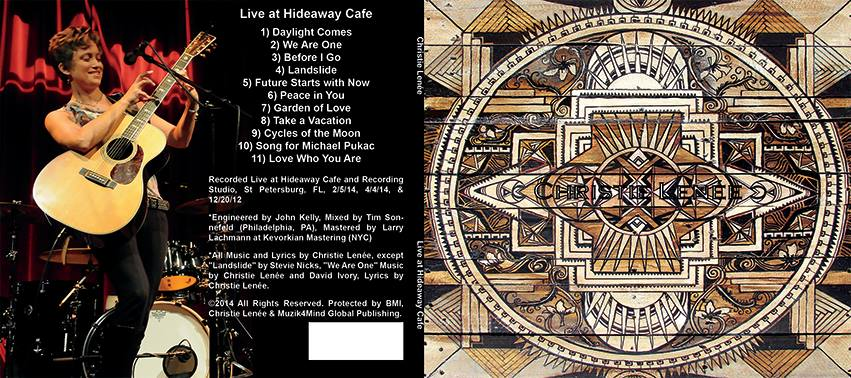 live at hideaway cafe
