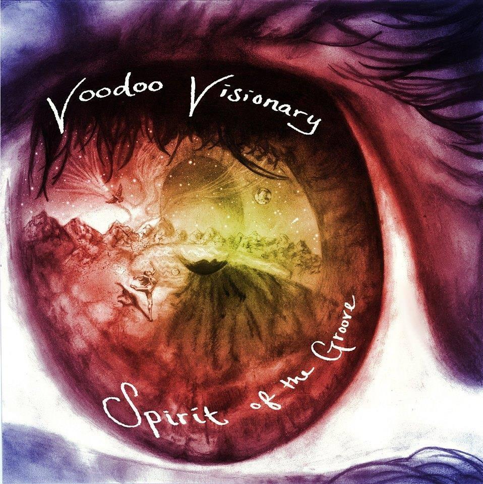 Spirit of the Groove Album Cover