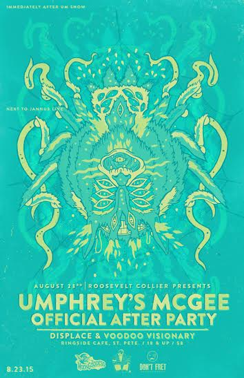 um afterparty poster