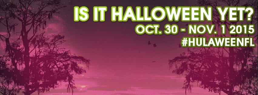 Suwannee Hulaween, Witches! Come hear what Florida has to offer