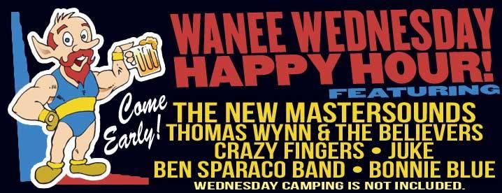 wanee wednesday banner