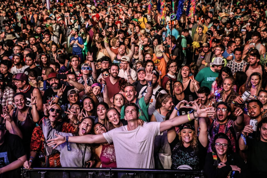 We can't wait to see all of your beautiful faces next year, Okeechobee! Photo: Brian Hensley // Brian Hensley Photography/MusicFestNews