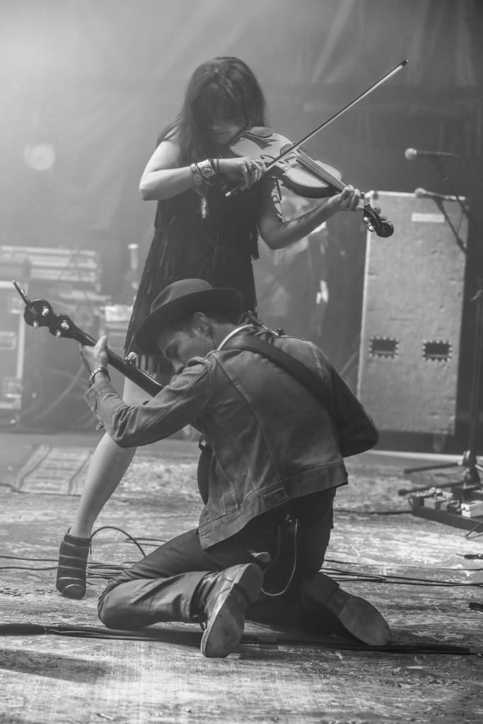 The Avett Brothers gave an amazing performance. Photo: Brian Hensley // Brian Hensley Photography/MusicFestNews