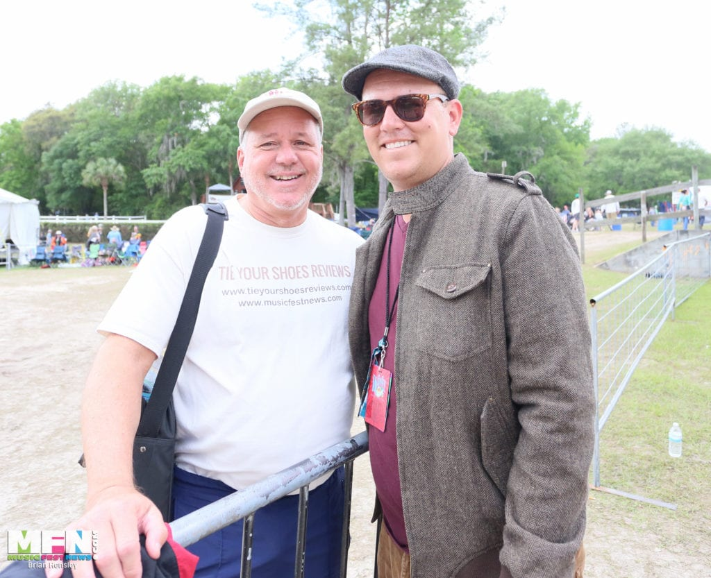 Scott Hopkins & Tom Damon