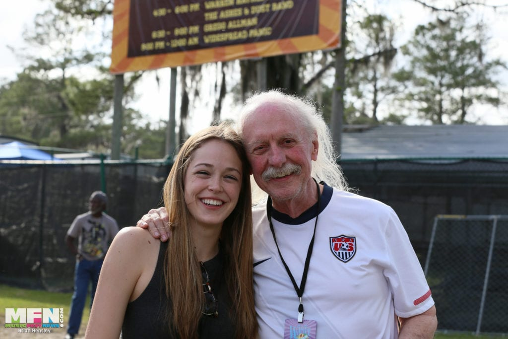 Heather Gillis & Butch Trucks