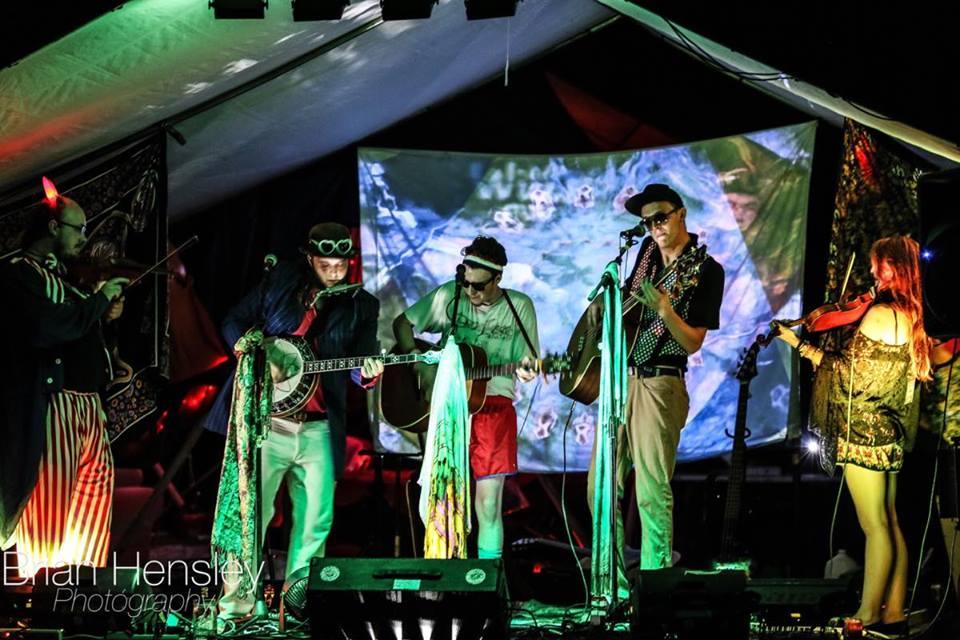 Harmonica Man and the Sawgrass Band