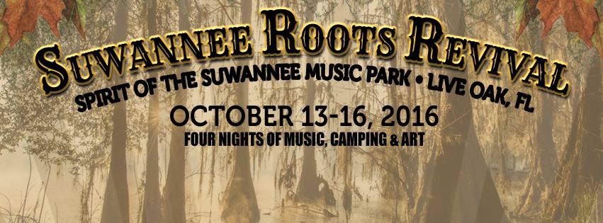 suwannee roots banner