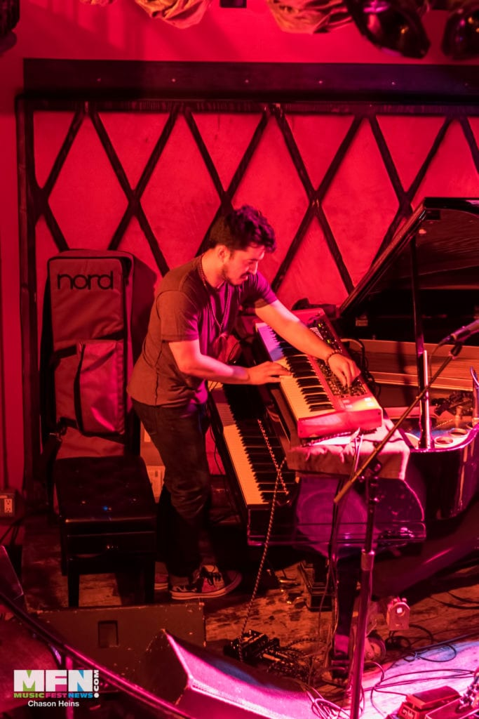 Escaper at Rockwood
