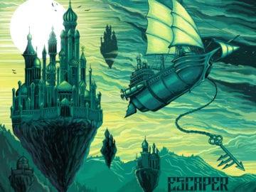 "Escaper's debut single, ""Castles"""