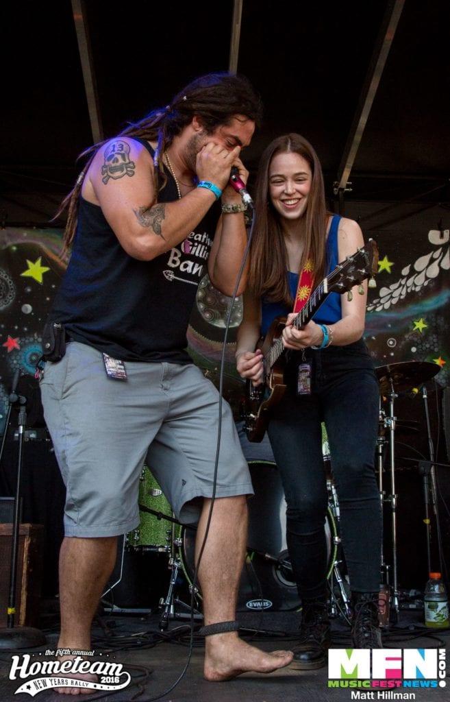 Heather Gillis Band with Isaac Corbitt