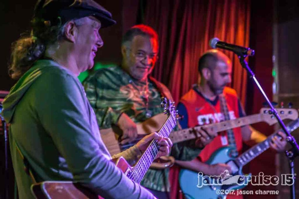 Jam Room w/ Steve Kimock, George Porter, Jr., and Al Schnier