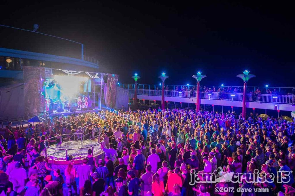 Turkuaz sets the bar for the rest of the cruise