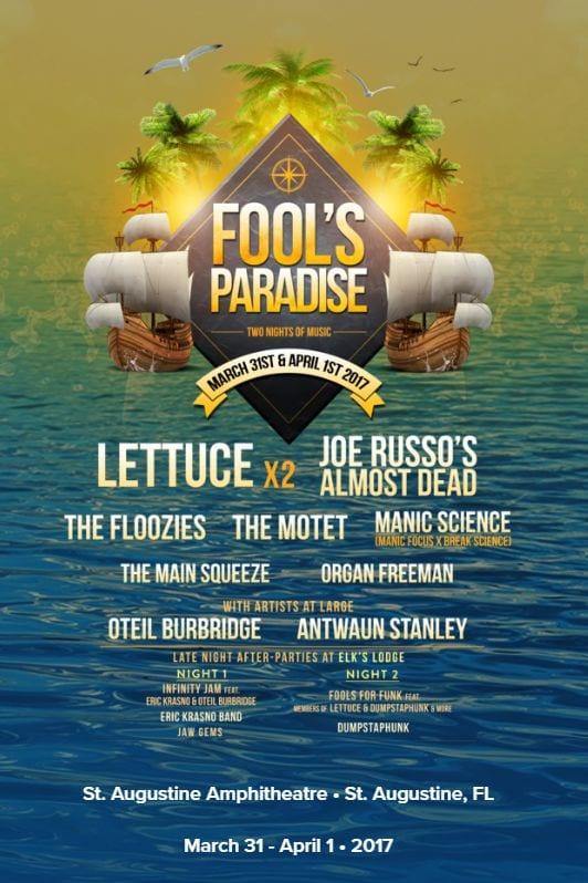 Fool's Paradise Flyer