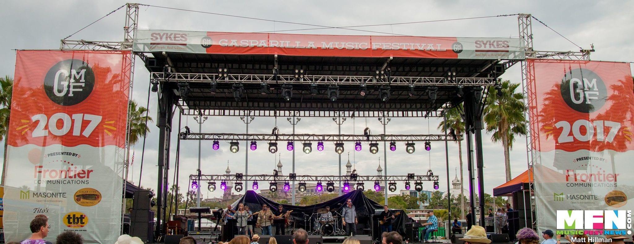 Gasparilla Music Fest 2017 Showbiz Kids