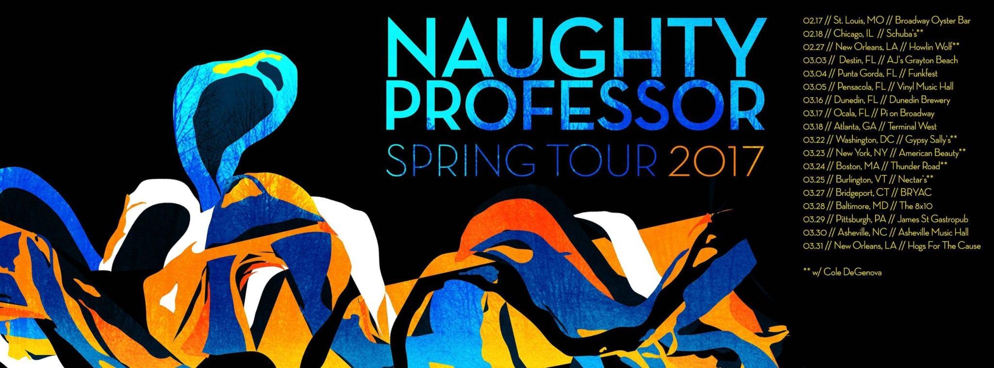 NAUGHTY. PROFESSOR. For Real. (Again) - MUSICFESTNEWS