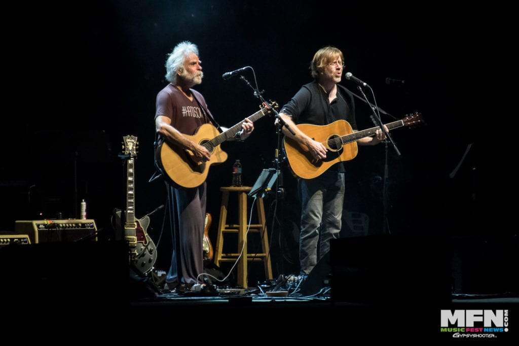 Bob Weir & Trey Anastasio