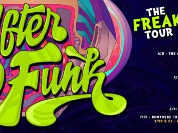 after funk banner tour