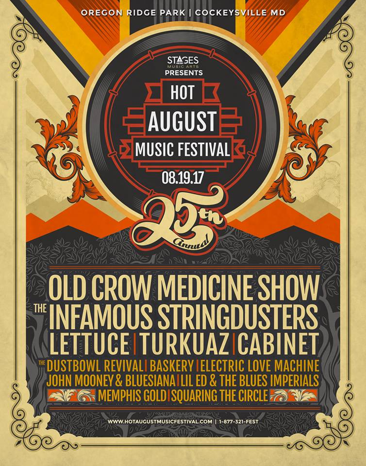 Roots, Funk, and Blues Square Off at Hot August Music