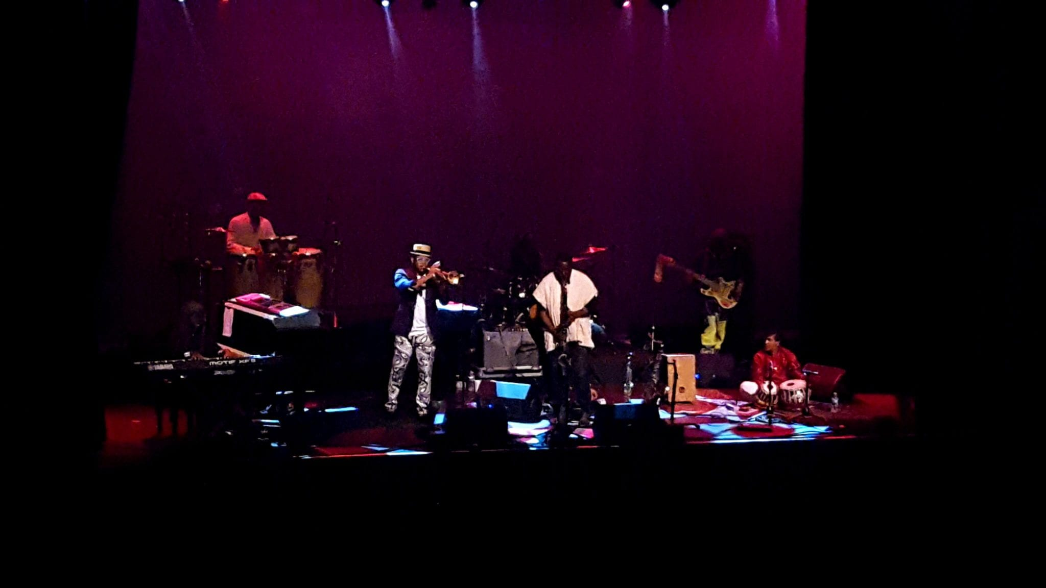 Miles Davis Electric Band: Simply Put, Fusion at its Finest