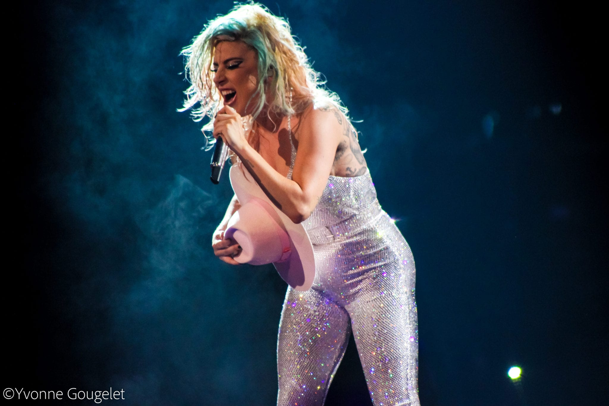 Gaga For Gaga Exclusive Photos From Her Joanne World Tour