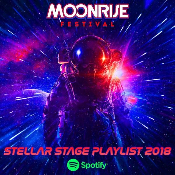 Check Out Moonrise Festival's Exclusive Playlists for 2018
