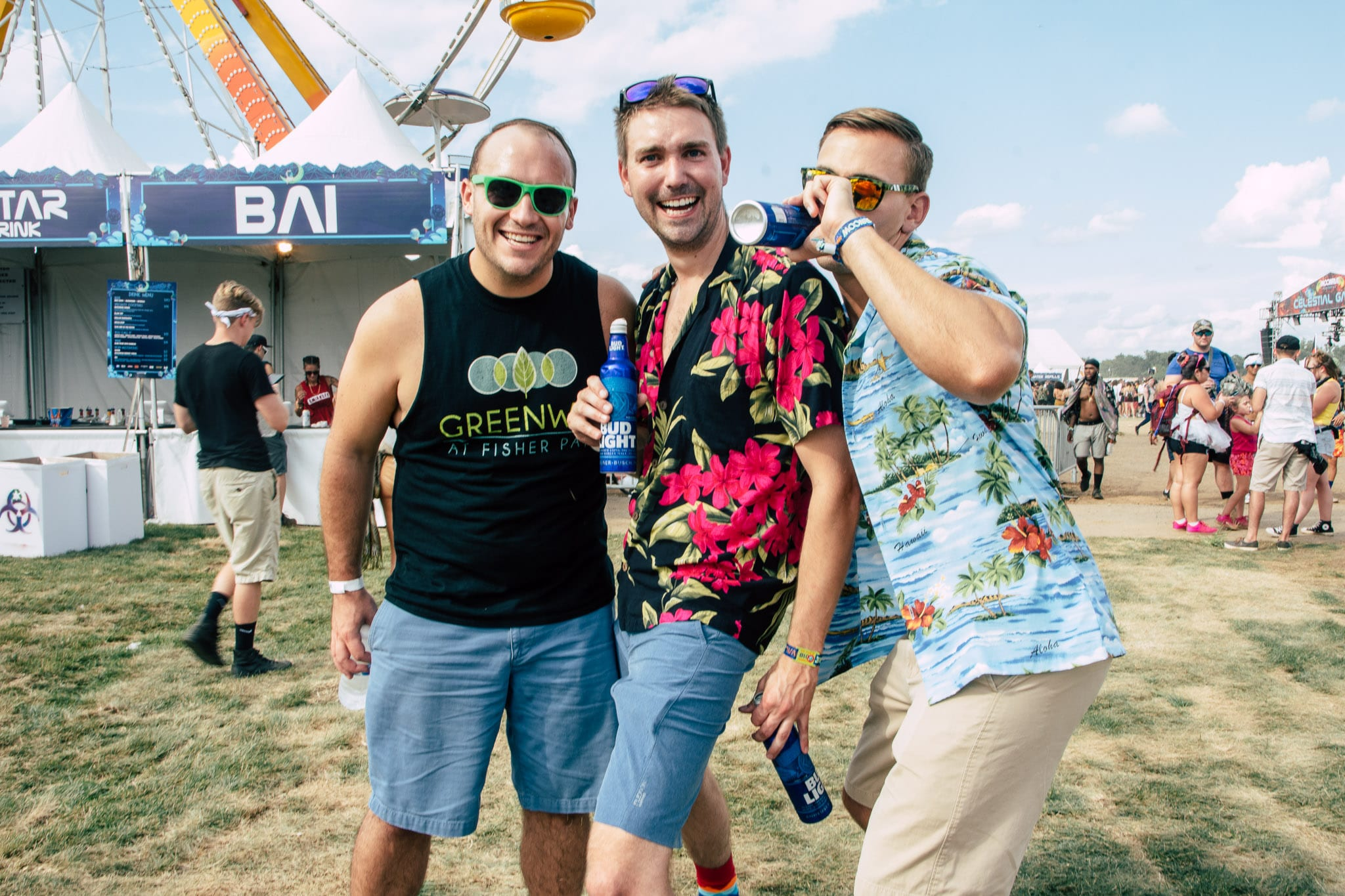 Rain, Mud, and Lots of Bass: Moonrise Festival Overcomes All Odds as