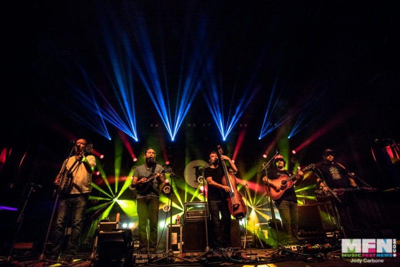 Greensky Bluegrass The Festy Experience 2018