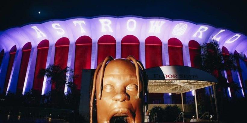 a903f5d1dbfe Travis Scott 2019 Astroworld Tour Dates • MUSICFESTNEWS