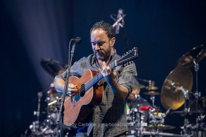 Dave Matthews Band JPJ Arena, Charlottesville VA
