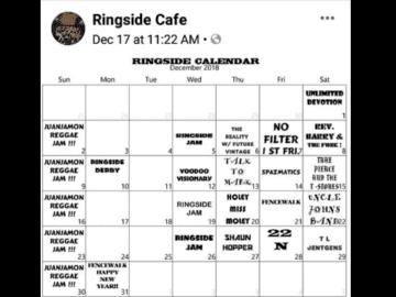 ringside cafe Archives • MUSICFESTNEWS