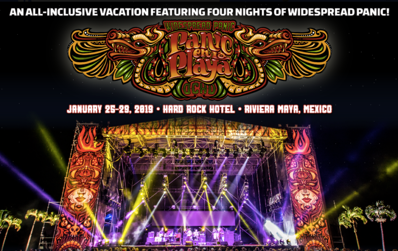 Widespread Panic Does The Fox, MGM National Harbor, The