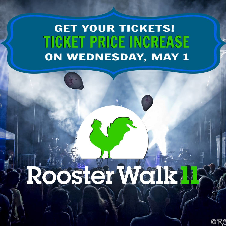 Rooster Walk Music & Arts Festival Ready to Soar • MUSICFESTNEWS