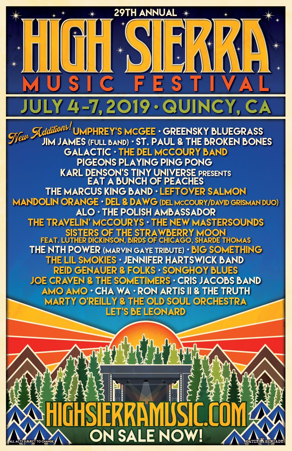 Best Picture Festival 2019 The Best Music Festival Lineups of 2019 • MUSICFESTNEWS