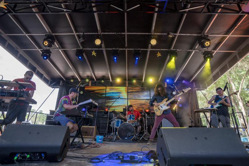 Music, Family, 'Rasslin': Orange Blossom Jamboree Had It All