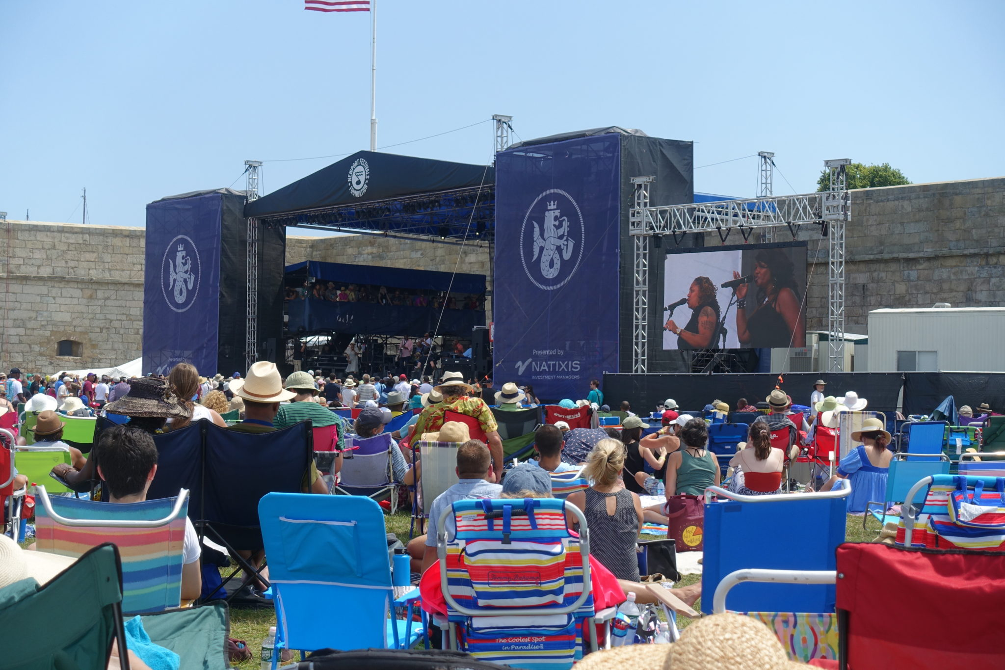 Festival Recap: The Newport Jazz Festival at 65 - Alive and